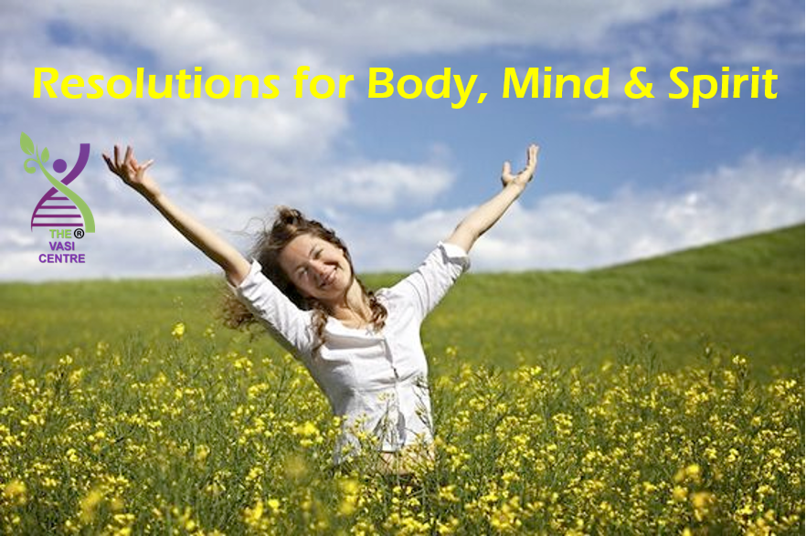 vasi - resolutions for the mind body and spirit